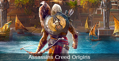 Assassins Creed Origins Trainer