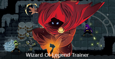 Wizard Of Legend Trainer